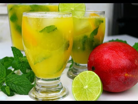The Ultimate Mango Mojito | CaribbeanPot com