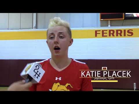 Women's Volleyball Vs Michigan Tech Highlights
