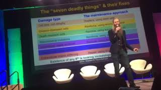Charlie Atkinson and Aubrey de Grey conversation CHC17 P2