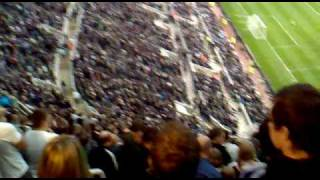 Newcastle 1-3 Arsenal  March 21 2009