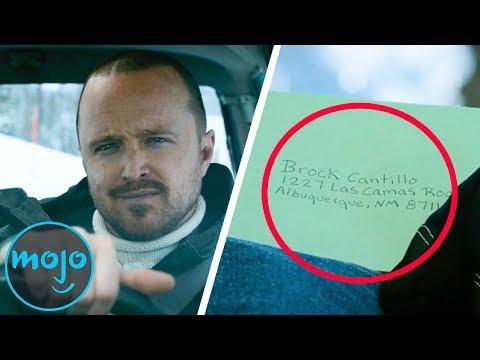 Top 10 Unanswered Questions in El Camino A Breaking Bad Movie