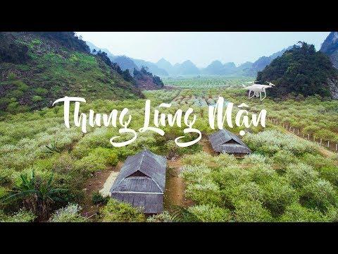 Thung Lũng Mận Nà Ka Mộc Châu Flycam 4k - Nếm TV