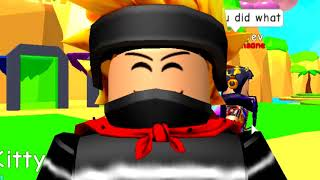 NOOB DISGUSE TROLLING! Got Bullied By Girls BUBBLEGUM SIMULATOR ROBLOX! Pot o' Gold & Sou