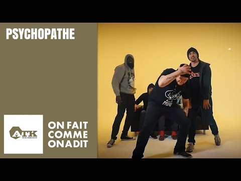 Youtube: ATK – Psychopathe