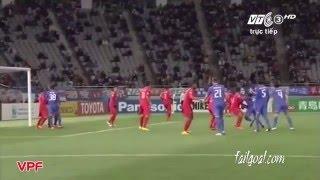 Epic Fail!Becamex Binh Duong Goalkeeper Own Goals  VS FC Tokyo