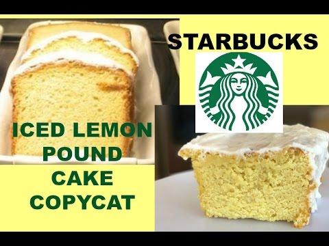 Starbucks Lemon Pound Cake Recipe Copycat