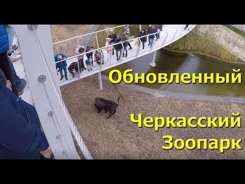 Обновленный Черкасский Зоопарк - Roshen