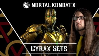 MKX - Online Gameplay with Mustard - Ep1: Return of Cyrax!