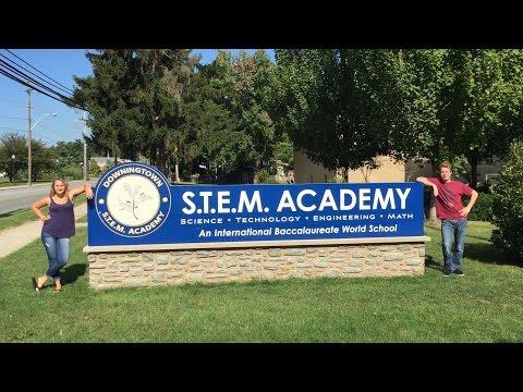 STEM TV Freshman Welcome