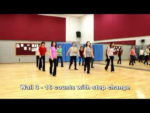 Flashlight - Line Dance (Dance & Teach in English & 中文)