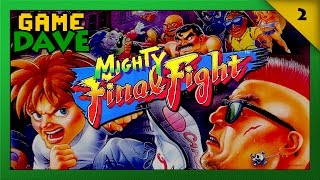 Mighty Final Fight NES Review | Game Dave