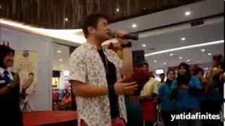 Dafi - Bila Terasa Rindu @ Amanjaya Mall