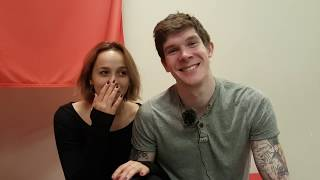 Betina Popova and Sergei Mozgov - May 2019