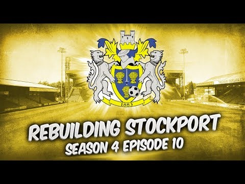 Rebuilding Stockport County - S4-E10 How Are These Penalties?!? | Football Manager 2019