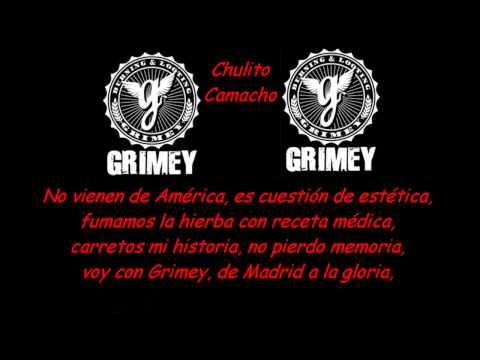 Vida Grimey 1 + Letra