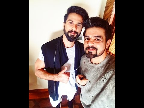 The Pop Culture Quiz With Shahid Kapoor