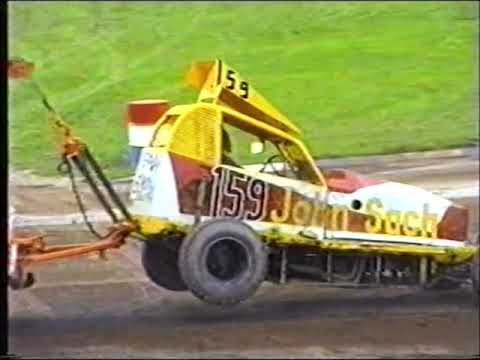 BriSCA Formula 1 Coventry September 2nd 1989