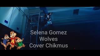 Selena Gomez, Marshmello - Wolves (Visualizer) Cover Chipmunks