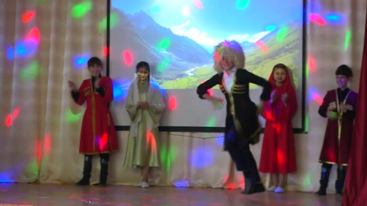 6-й муниципальный фестиваль народов Быковского района