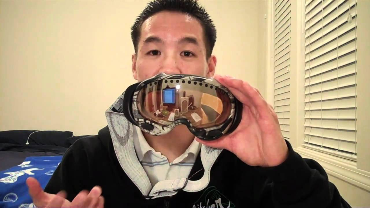 oakley goggles a frame  Review: Oakley A Frame Goggles - YouTube