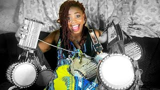 The Talking Drum Language! | My New Show (TULS) EP. 1