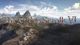 THE ELDER SCROLLS VI FIRST REVEAL TRAILER!