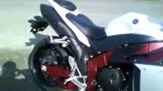 R1 2009 son du moteur d'origine