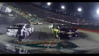 2015 Food City 500 Bristol Dale Jr In-car Onboard