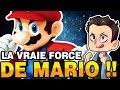 LA VRAIE FORCE DE MARIO !!??