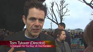 EVENT CAPSULE CHYRON - 'A Hologram For The King' UK Film Premiere