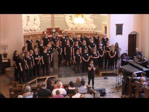 The Danish Oakland Tour Choir ved Godthaabskirkens Gospelkoncert