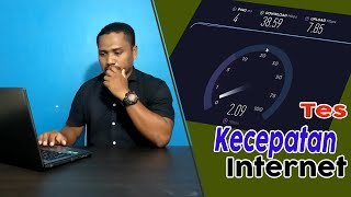 Cara tes kecepatan internet menggunakan Speedtest screenshot 4