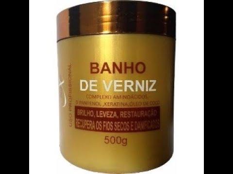 Resenha:Banho de Verniz - Naxos Cosméticos!!