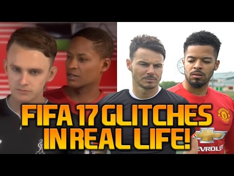 Thumbnail: FIFA 17 GLITCHES / FUNNY MOMENTS IN REAL LIFE