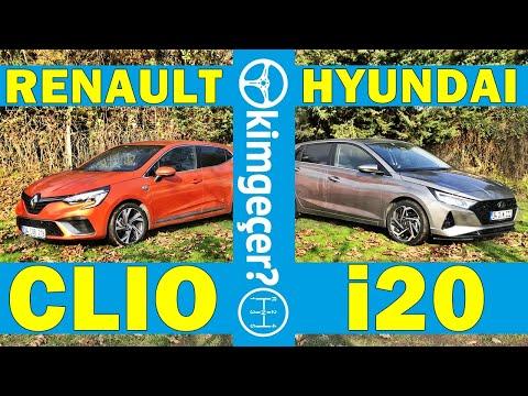 Renault Clio mu Hyundai i20 mi?