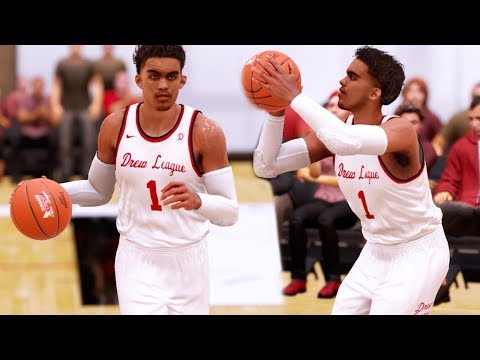 NBA 2K18 TRAE YOUNG MY CAREER CHAPTER 1 : DREW LEAGUE GAME