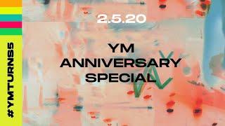 YM 5th Anniversary Service