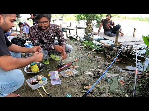 rohu-katla-mirgal-fishing-||-kolkata-style-fishing