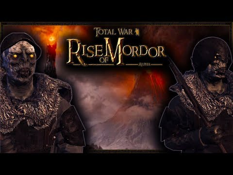 New Mordor Orc Units! Rise Of Mordor TW Gameplay