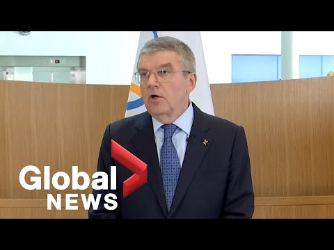 Coronavirus outbreak: IOC President says 2020 Tokyo Olympics are 'full steam' ahead