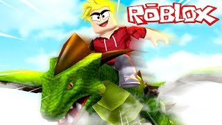 HOW TO TRAIN YOUR DRAGON! Roblox 🐲🐉
