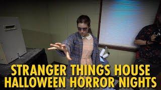 Stranger Things at Halloween Horror Nights 29 | Universal Orlando