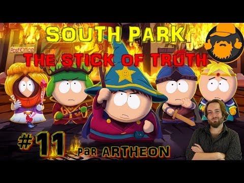 SOUTH: PARK THE STICK OF TRUTH - #11 MR Hankey, GIRL POWER et avortement par Artheon[Let's Play FR]