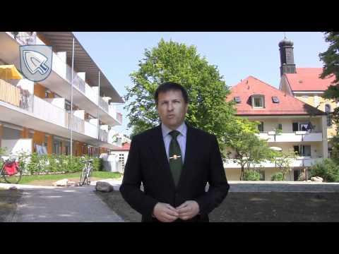 Videoblog Bürgermeister Stadt Erding, Max Gotz 2011-06-14