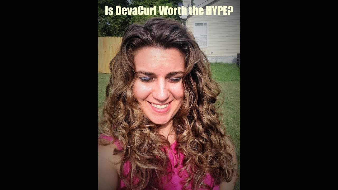 Is DevaCurl Worth the Hype? DevaCurl Style and ...
