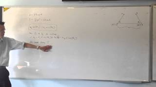 Projectile Motion: Colliding Particles (1 of 3)