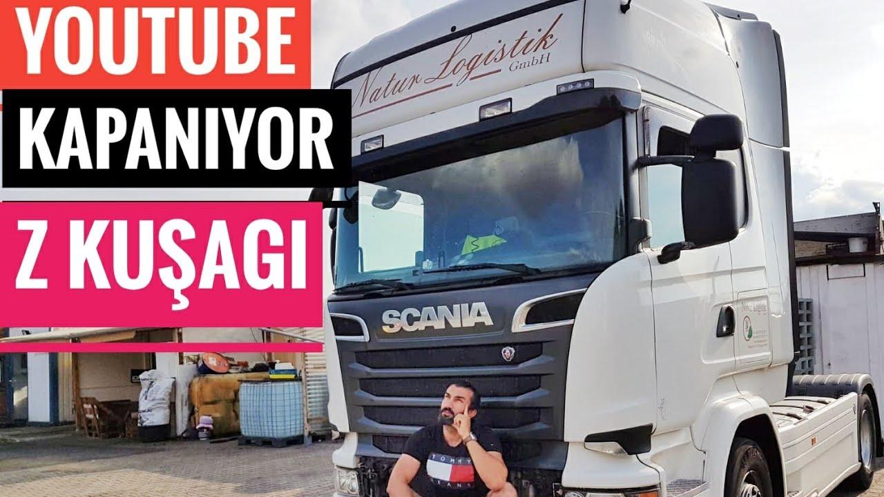 """#vnp #youtube YouTube KAPANIYOR BİZ NE YİYECEĞİZ ? / """"Z"""" KUŞAĞI"""