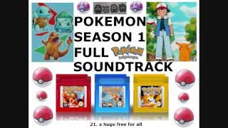 Pokemon Season 1 Soundtrack OST [Full]