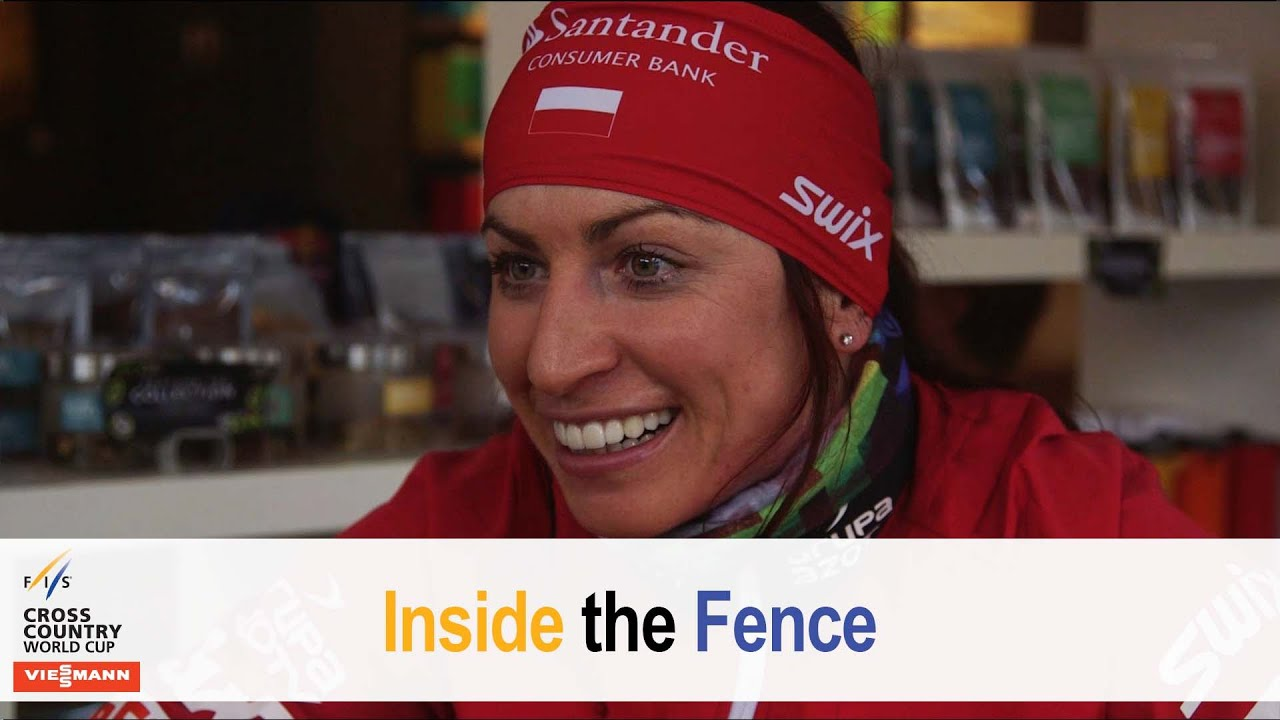 Getting to know justyna kowalczyk - inside the fence - fis cross country