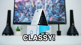 Unboxing Alcatel 2051D Indonesia - Pesaing Samsung Caramel